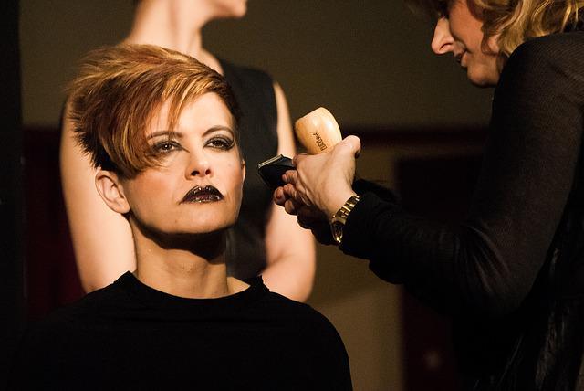 parrucchiere da donna