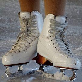 Aprire una pista di pattinaggio su ghiaccio