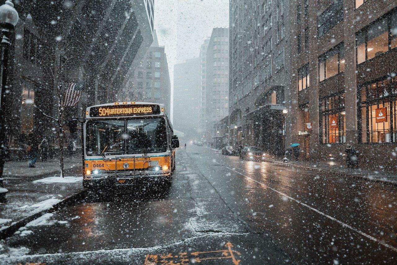 Diventare autisti di autobus